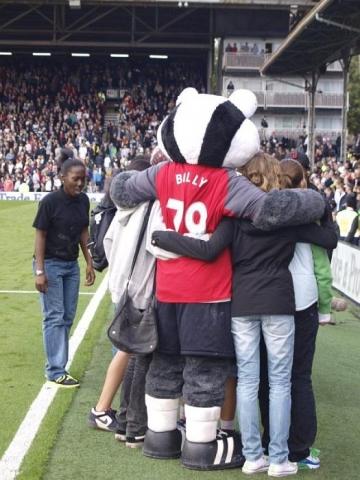 Lambeth World Cup Winners at Fulham, 2010